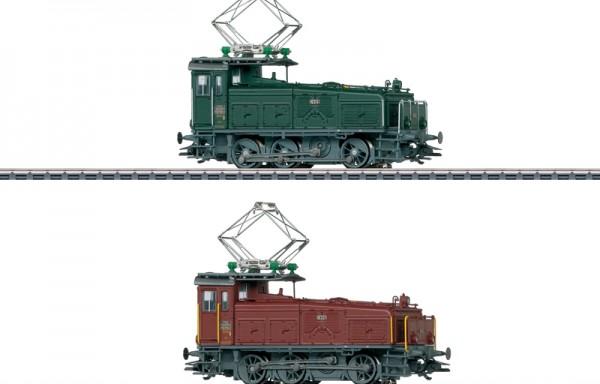 Märklin 36332 Ee 3/3, Halbschuh, Doppelpackung