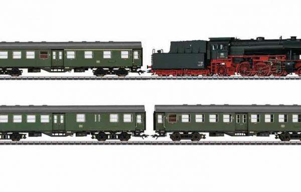 Märklin 26503 – Zugset mit BR 23 und Umbauwagen
