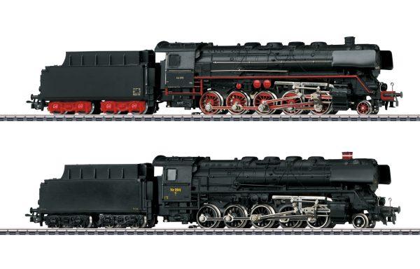 Märklin 40470 – Doppelpackung BR 44 Retro