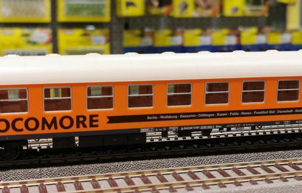 Märklin 43920.001 – Schnellzugwagen Locomore