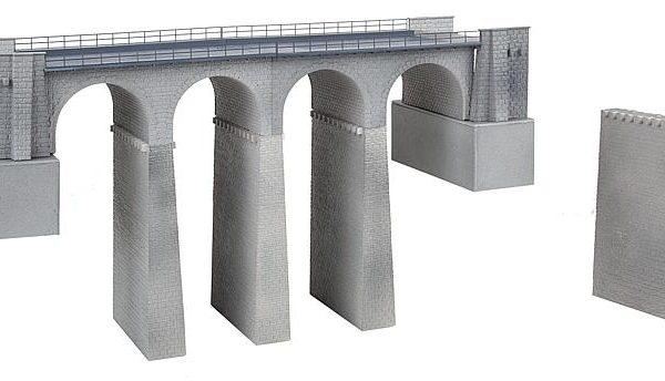 Faller 120465 – Viadukt-Set, 2-gleisig