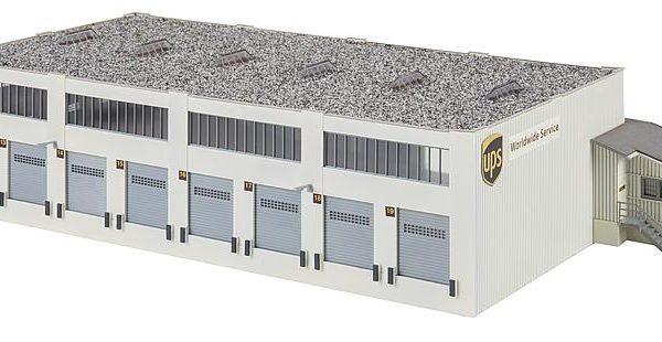 Faller 130785 – Logistikhalle UPS