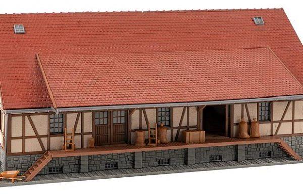 Faller 191739 – Lagerhalle