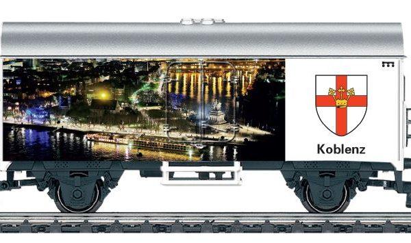 Märklin 4415.689 – Koblenz Wagen Nr. 2